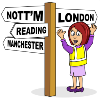 Health and safety training open courses in Nottingham, London, Manchester and Reading