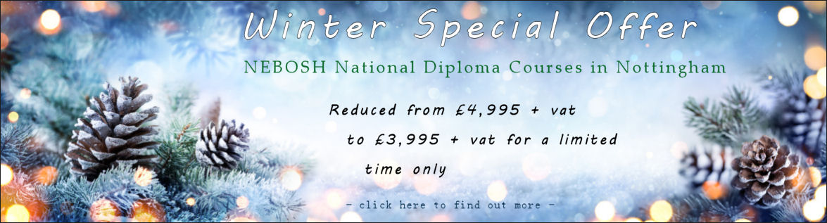 NEBOSH Diploma Courses Special Offer Price